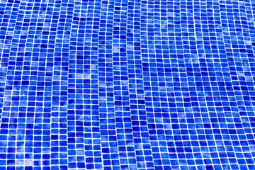 Floor in swimming pool