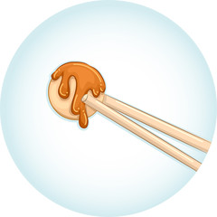 Chopsticks Takoyaki