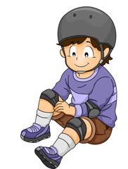 Boy Safety Gear