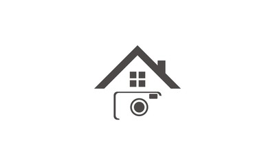 house camera logo