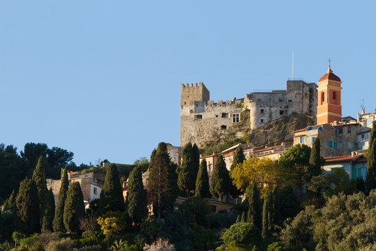 Historical village Cote d' Azur