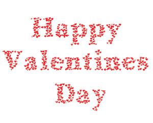 Valentine's Day text.