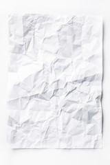 White paper texture and background.