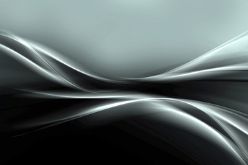 Wall Mural - Motion grey background design. Modern digital illustration.