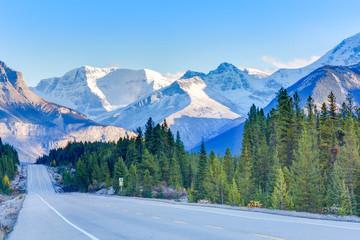 Road in Canada Fototapete