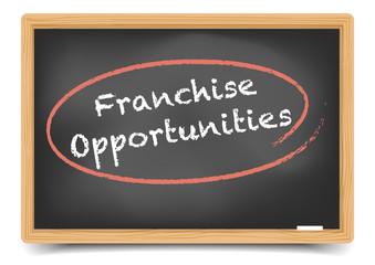 Blackboard Franchise Opportunities
