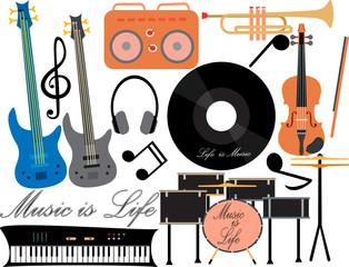 Music Instruments v6 -fo154