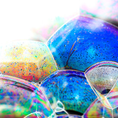 Colorful Soap Bubble
