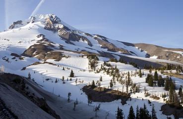 Mt. Hood Timberline Oregon Cascade Mountains