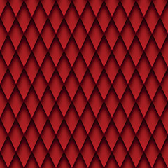 Retro background, pattern rhombs, mesh gradient, transition from light to dark, vector background