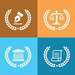 Law Firm logo,Law office logo,lawyer logo,Vector logo template