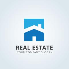 Real Estate logo,Home logo,house logo,vector logo template