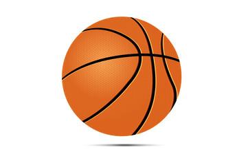 Basketball ball. vector