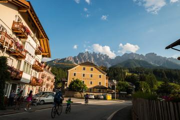 San Candido, Innichen, Val Pusteria, Bolzano, Trentino Alto Adige, Italia