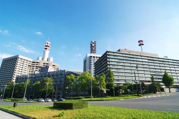 霞ヶ関の中央行政機関