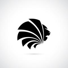 Lion sign