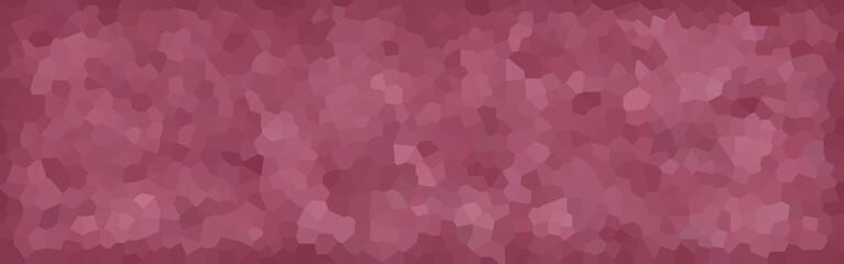 vector illustration - polygonal abstract mosaic colorful banner