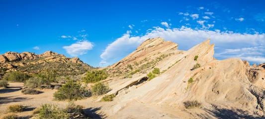California Geologic Rock Formation