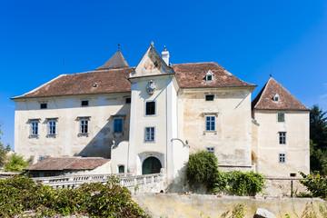 Palace of Oberheflein, Lower Austria, Austria