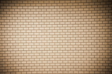 Block wall pattern in Classic style with under exposure