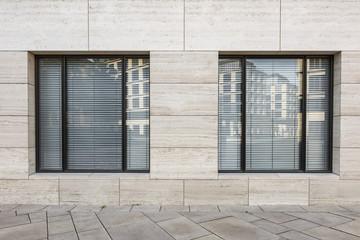 Fenster Fassade Gebäude
