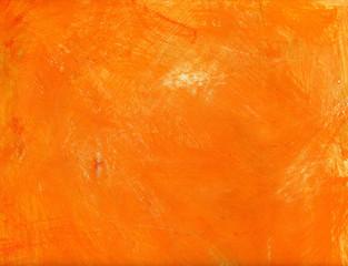 orange grunge paint texture