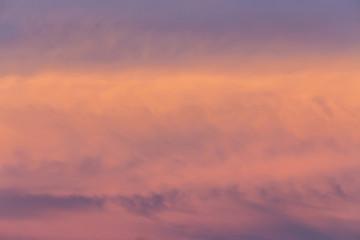 Door stickers Sunset bright sunset sky background