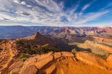 SOUTH KAIBAB TRAIL---South Rim, Grand Canyon