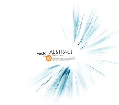 Abstract Technology or business or science light grey background.