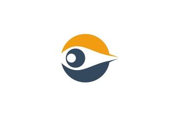 eye icon logo