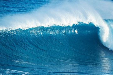 Wall Mural - Powerful Ocean Wave