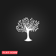 Decorative simple tree