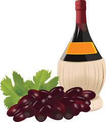 fiasco di vino