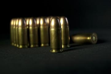 Bullet stock