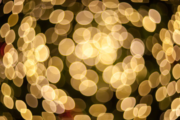 image of blurred bokeh background