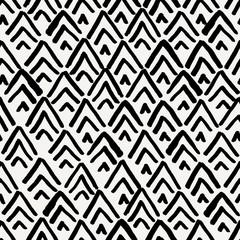 Fototapete - Geometric Seamless Pattern