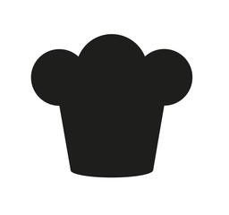 Kochmütze Muffin Icon