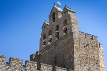 Saintes Maries de la Mer - alte Kirche