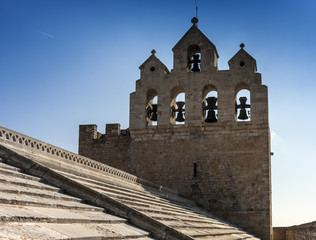 Saintes Maries de la Mer - alte Kiche