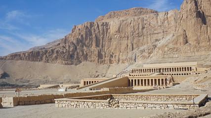 Totentempel der Hatschepsut in Theben, Ägypten