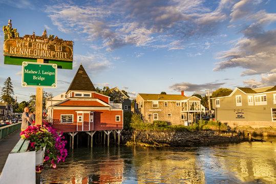 Kennebunkport, Maine, USA