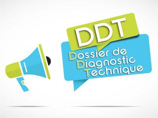 mégaphone : DDT