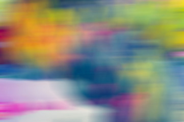 Abstract colorful rainbow pastel colors background with copy space for text.