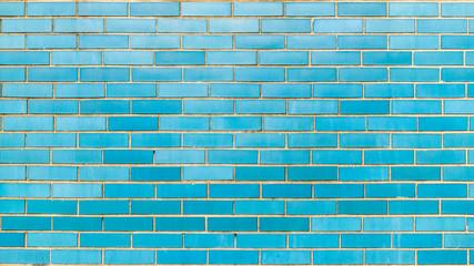 Blue Brick Wall 4