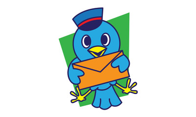 Bird Postman