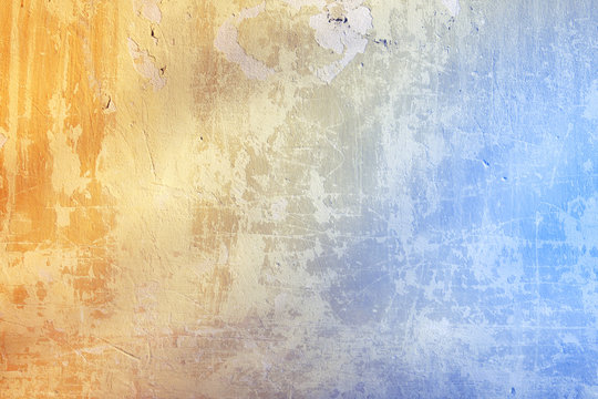 Grunge background with texture of stucco