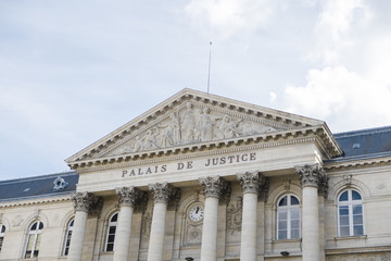 Palais de justice Amiens