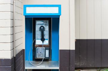 電話ボックス,公衆電話