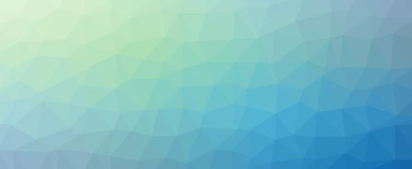 Abstrakter 3D Hintergrund in blauen Farbtönen