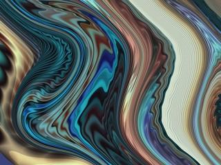 Fractal artwork for creative design